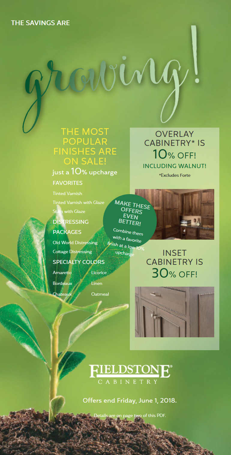 fieldstone promotion