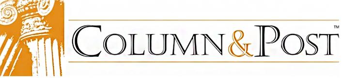 Column and Post Logo
