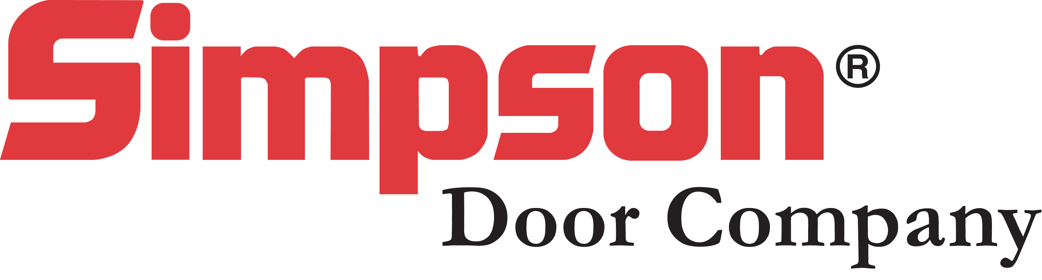 Simpson Door Logo
