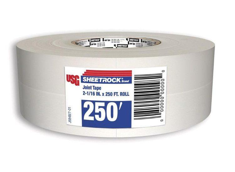 Sheetrock Paper Tape