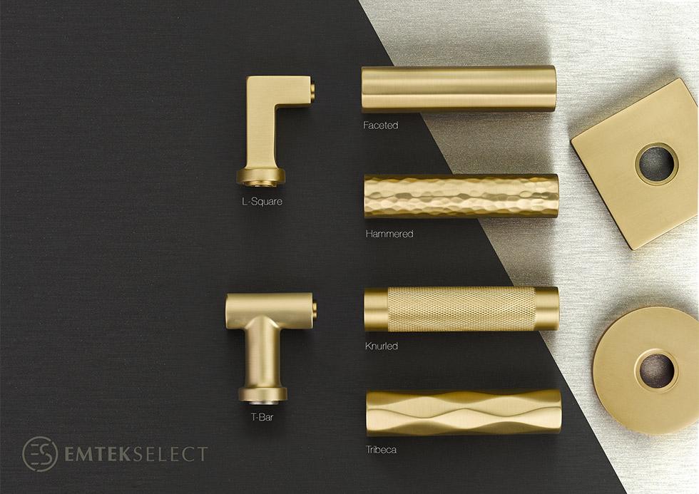 select levers bg2