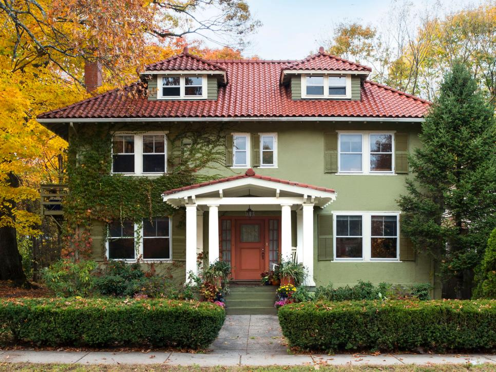 Inviting Home Exterior Color Palettes Northeast Building Supply,How To Add Backsplash To Your Kitchen