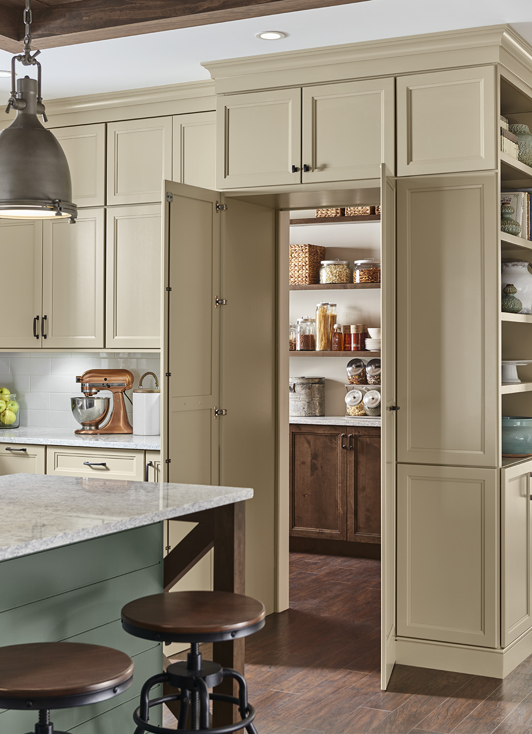 step into a new kind of pantry! | northeast building supply