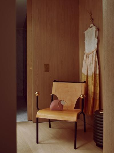Roksanda Penthouse Snug Gasholders London Web Photography by Michael Sinclair Styling by Olivia Gregory