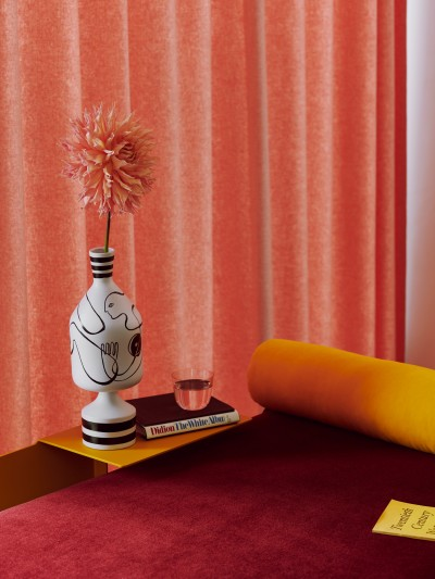 Roksanda Penthouse Sun Room Gasholders London Web Photography by Michael Sinclair Styling by Olivia Gregory 6