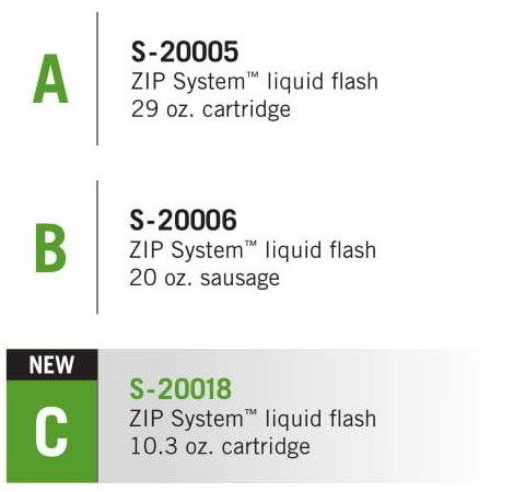 ZIP System 5