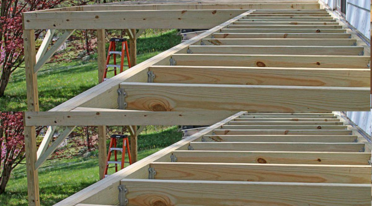 Deck Construction Supplies bg
