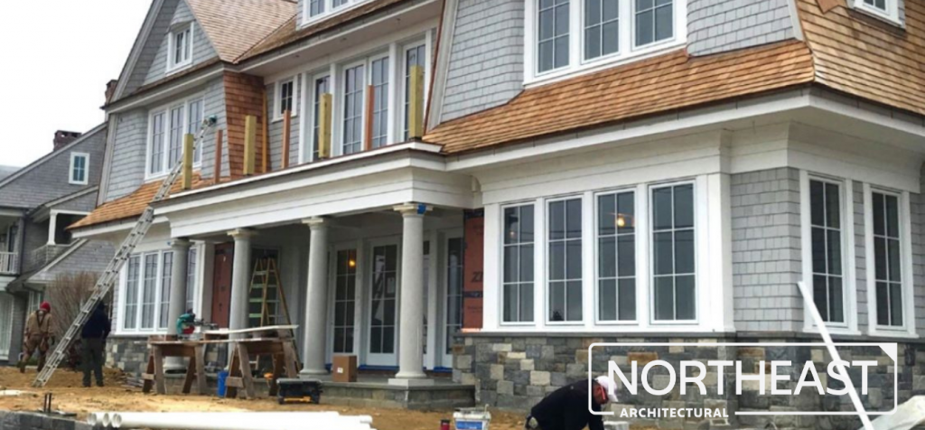 Northeast Architectural replacement windows in New Jersey