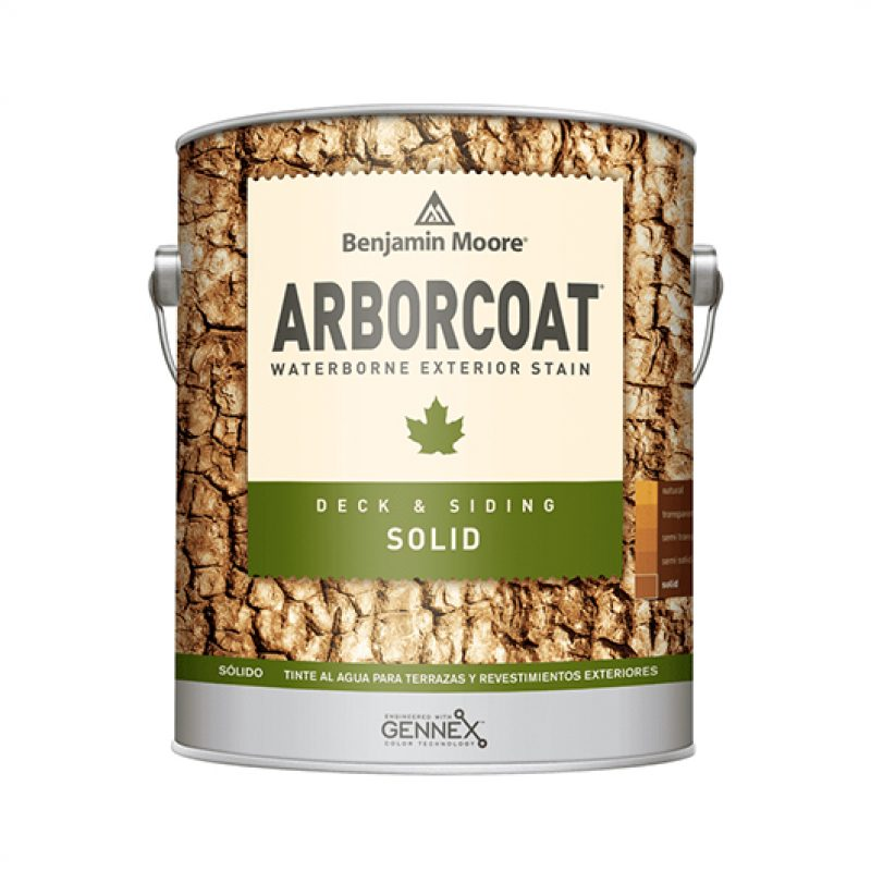 Every Gallon of ARBORCOAT Exterior Stain